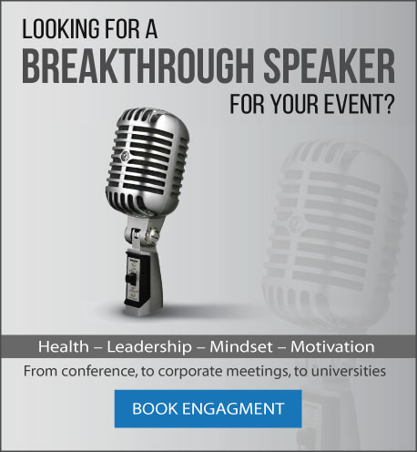 Book Speaking Engagement