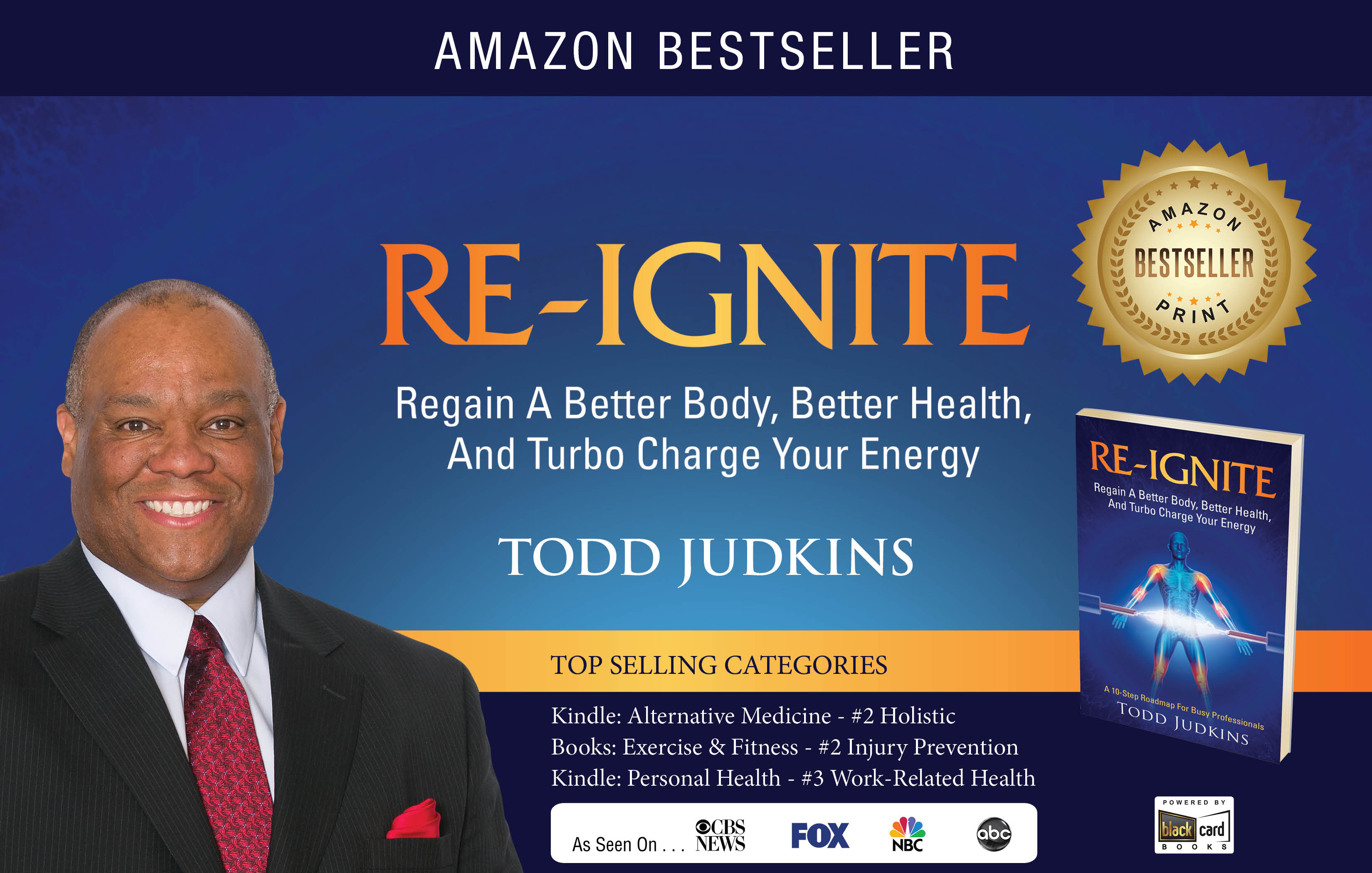 Re-Ignite Book