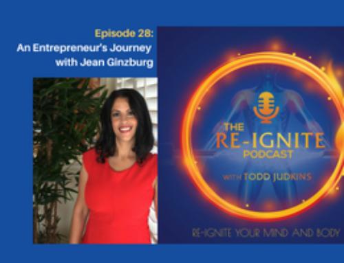 TRP 28 | Jean Ginzburg | An Entrepreneur's Journey