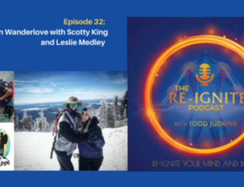 TRP 32 | Scotty King and Leslie Medley | American Wanderlove